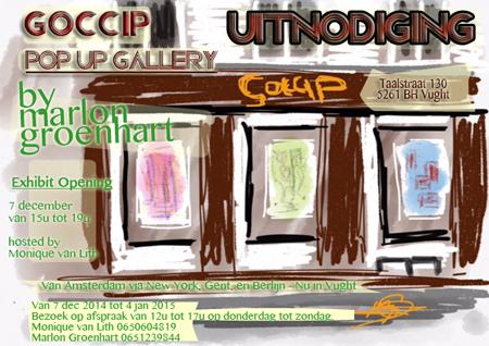 Goccip invite